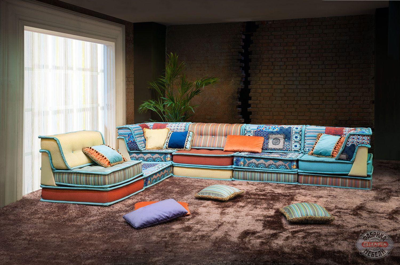 Модульный диван Куба, фото 1