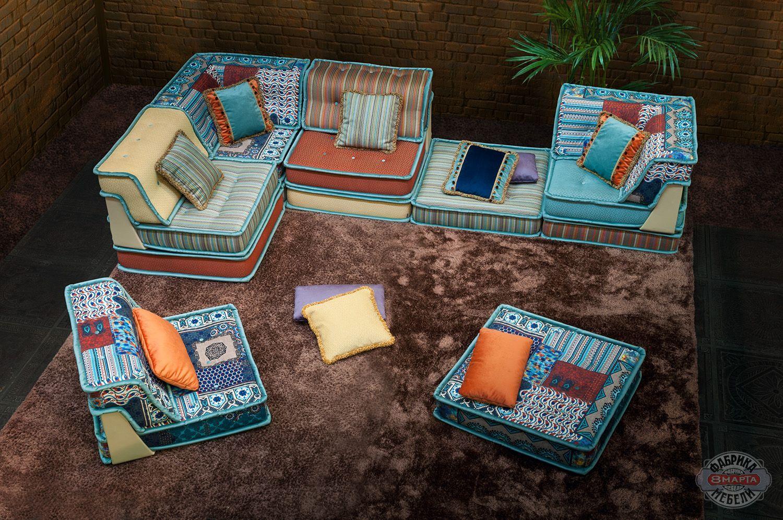 Модульный диван Куба, фото 8
