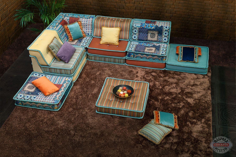 Модульный диван Куба, фото 6