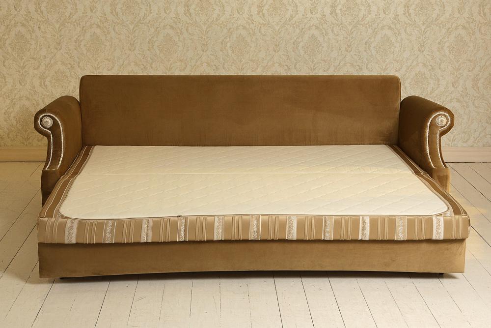 Прямой диван-кровать «Зимняя Венеция 3-x местная», фото 4