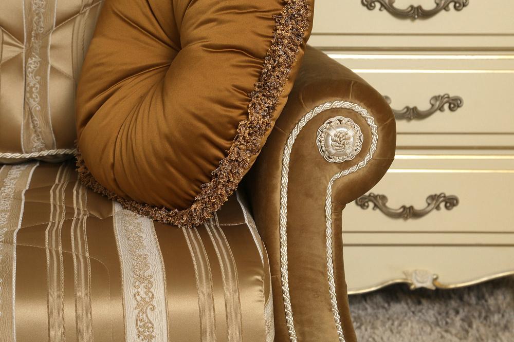 Прямой диван-кровать «Зимняя Венеция 3-x местная», фото 2
