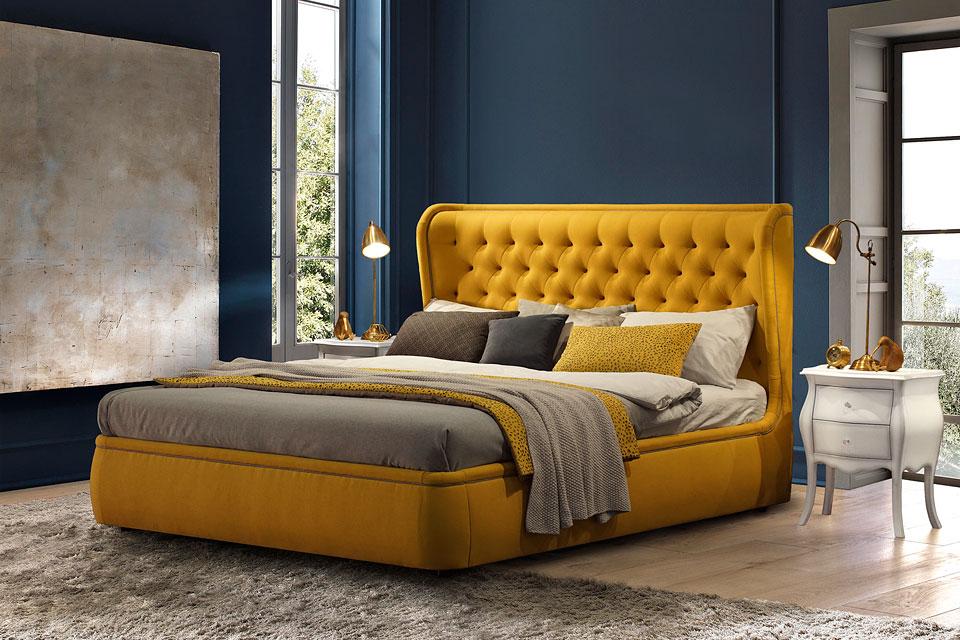 Двуспальная кровать Лозанна, фото 1