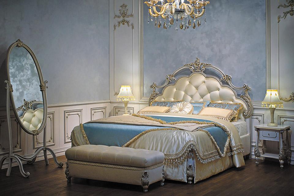 Двуспальная кровать Сорренто, фото 6