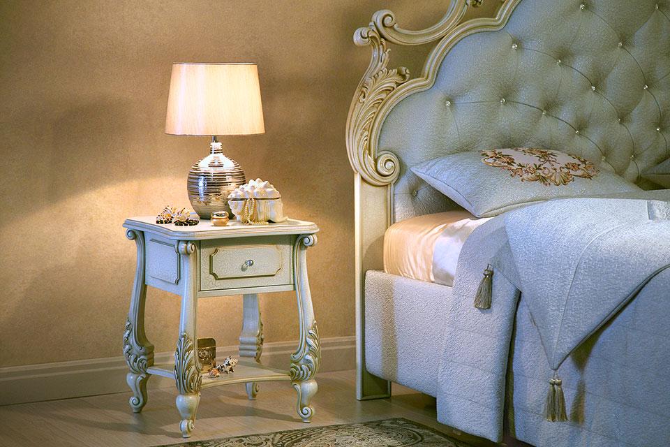 Двуспальная кровать Сорренто, фото 7