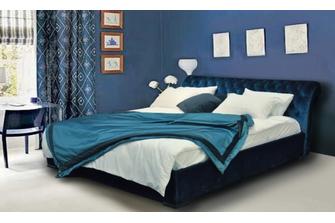 Кровать Барокко с утяжками, фото 1
