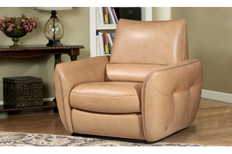 Кожаное кресло Эллен, фото 1