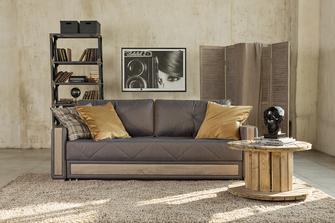 Прямой диван-кровать «Бенедикт», фото 1