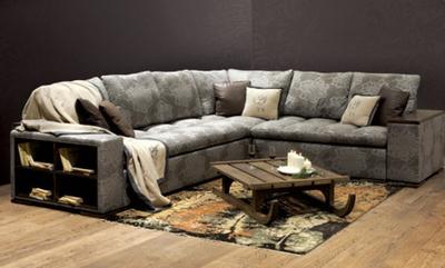 Угловой диван Спай-Гай, фото 1