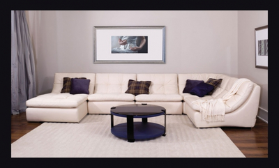 Кожаный диван Лоуренс, фото 1
