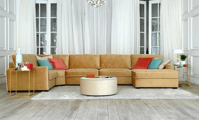 Угловой диван Джерси, фото 1