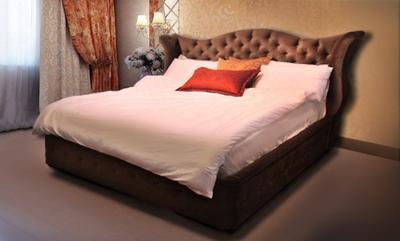 Кровать Джессика с утяжками, фото 1