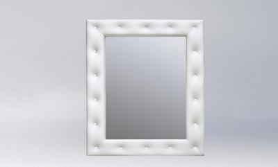 Зеркало 90х70 с пуговицами, фото 1