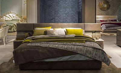 Кровать Киото stone, фото 1