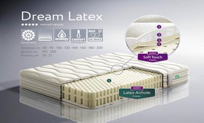 Матрас Dream Latex, фото 1