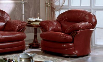 Кожаное кресло Редфорд, фото 2